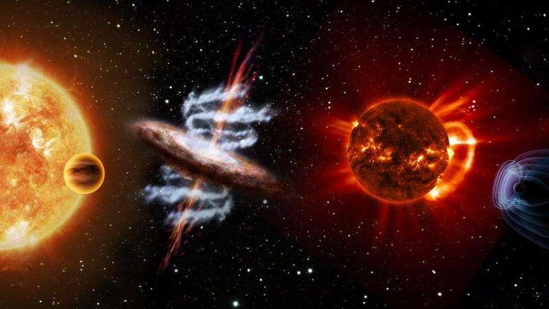 Three candidates for ESA's next medium-class science mission