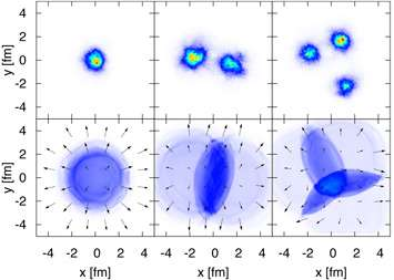 Tiny drops of early universe 'perfect' fluid