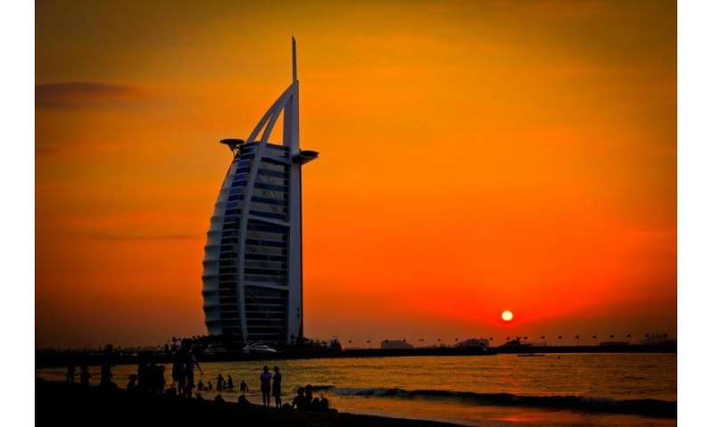 Too hot for humans? Scientist discusses scary Persian Gulf forecast