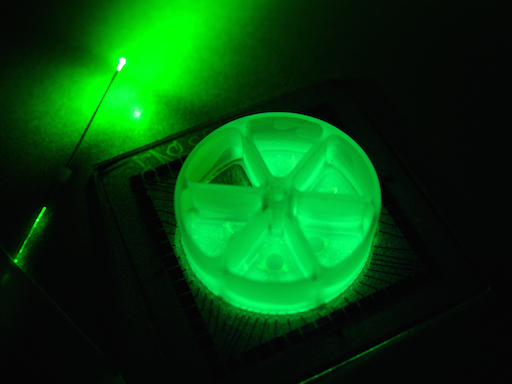 Tools for illuminating brain function make their own light