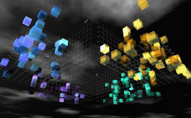 Topology looks for the patterns inside big data