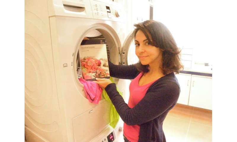 Toxins remain in your clothes
