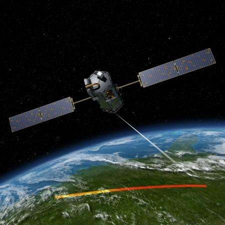 Tracking photosynthesis from space