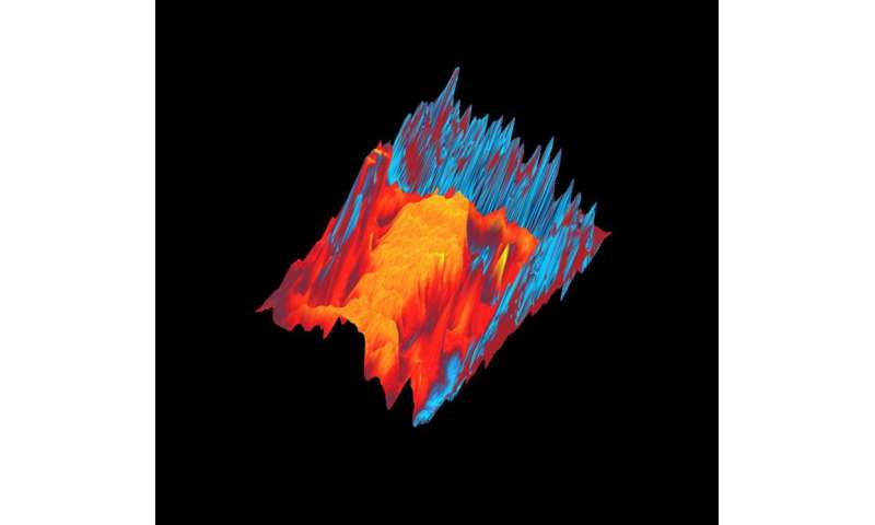 Trinity scientists persuade volcanoes to tell their stories
