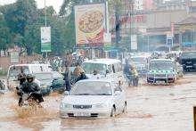 Ugandan early flood warning system triggers pre-disaster humanitarian action