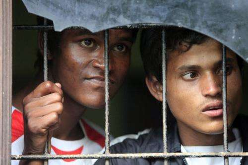 Unaccompanied children seeking asylum face uncertainty and risk of exploitation