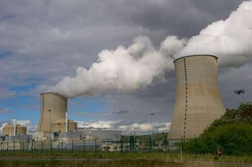 Unlike polluting coal, oil and gas-fired power plants, nuclear facilities do not generate emissions by producing electricity