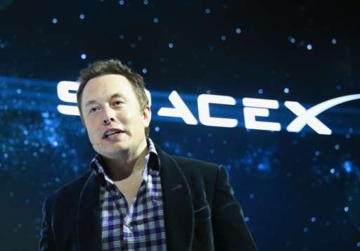 US-based space exploration firm SpaceX secured a $1 billion investment that could help founder Elon Musk's plan to build a satel