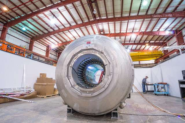 Used MRI magnets get a second chance at life in high-energy physics experiments
