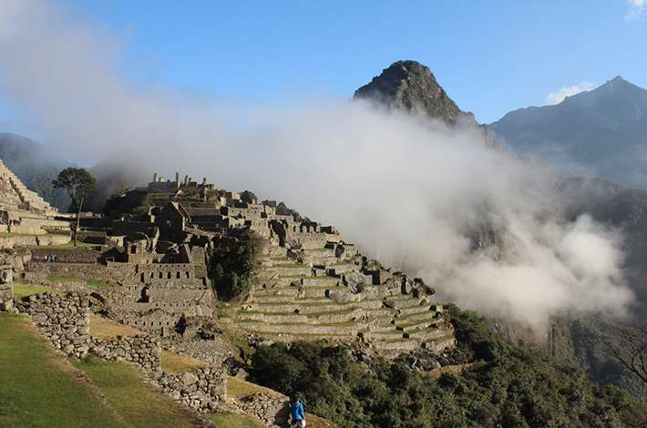 Using ancient DNA, researchers unravel the mystery of Machu Picchu