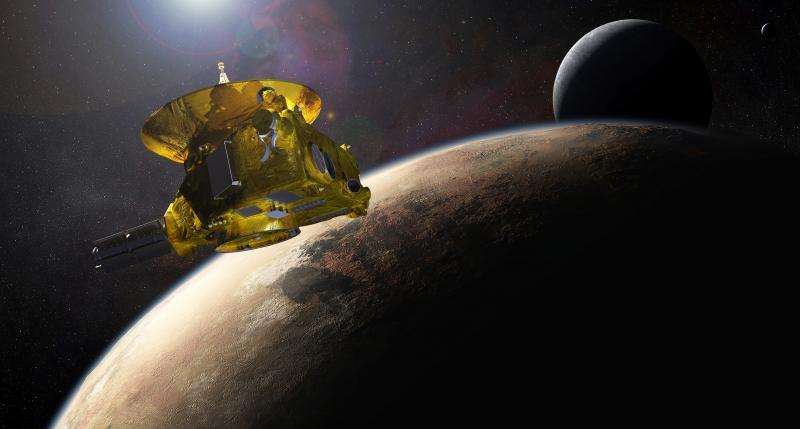 U.Va. Scientists Expect to Witness the Unexpected as New Horizons Flies By Pluto