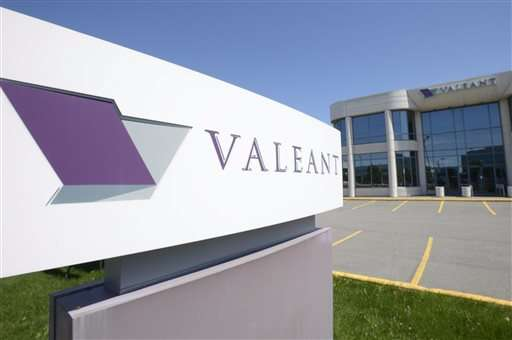 Valeant in new distribution deal with Walgreens