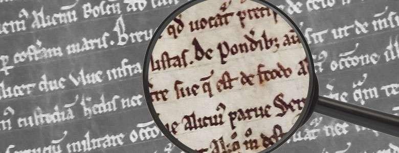 Via handwriting analysis, scholar discovers unknown Magna Carta scribe