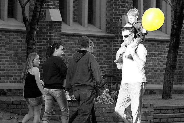 Walkable neighbourhoods ease stranger danger fears