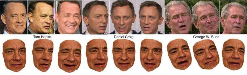 What makes Tom Hanks look like Tom Hanks?