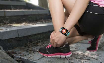 When fitness bands become student–tracking devices