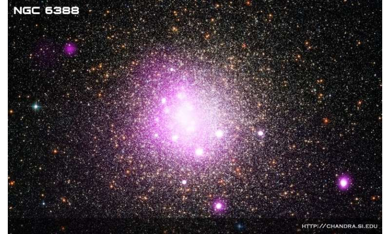 White dwarf may have shredded passing planet