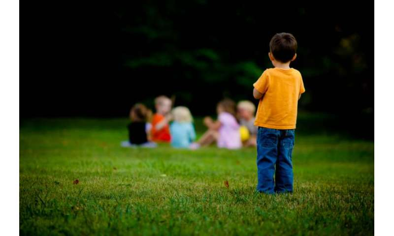 Why children exclude each other—helping kids open up about being left out