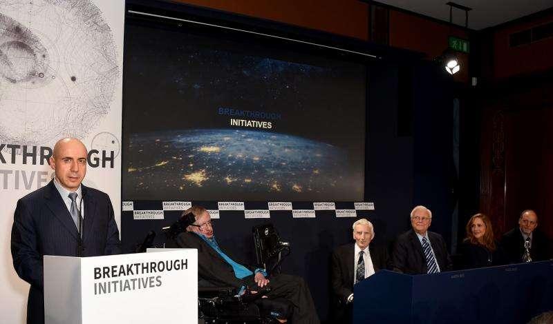 Will SETI's unprecedented new program finally find E.T.?