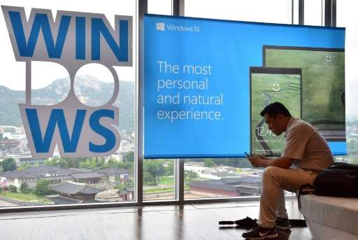 Windows 10—to which Microsoft skipped directly from Windows 8 which got a lackluster response—is being offered as a free upgrade