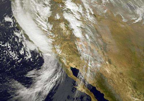 Windy weather forces NASA to delay the launch of a satellite that aims to study soil moisture on Earth