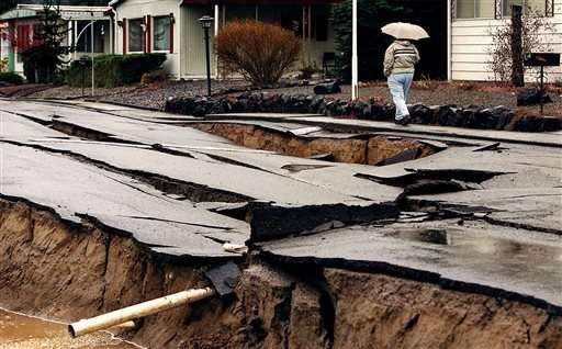 With time ticking, quake warning system begins to take shape