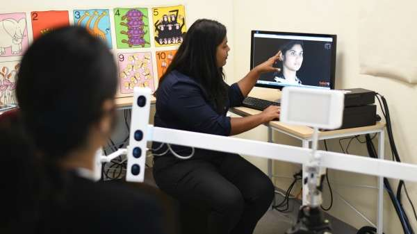 3D face scans may pinpoint autism earlier than normal