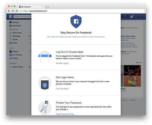 6 tips to keep your Facebook clean, secure and private