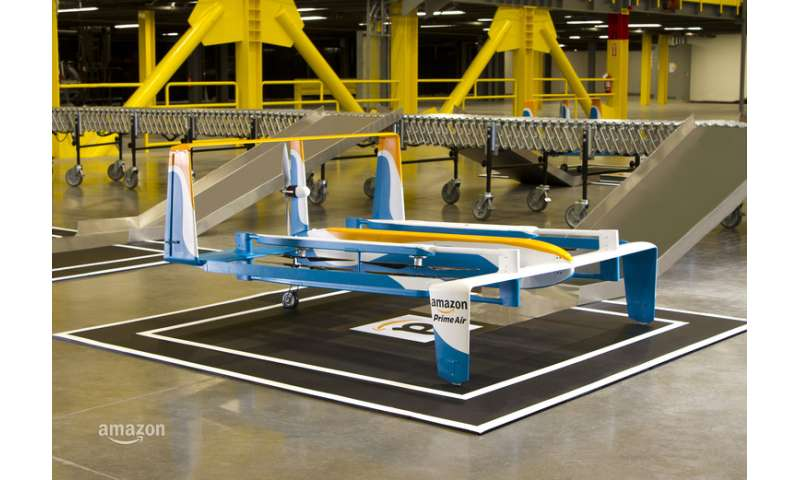 Amazon delivery drones are just the first step to a highway in the sky