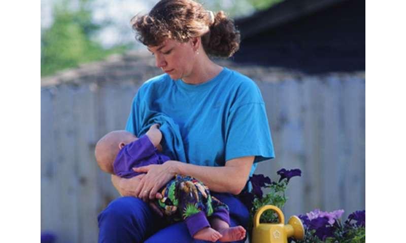 Antibiotics may blunt breast-feeding's benefits