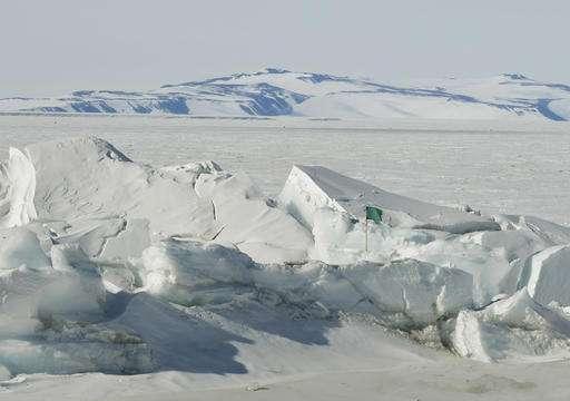 AP Analysis: How well will Antarctic marine reserve work?