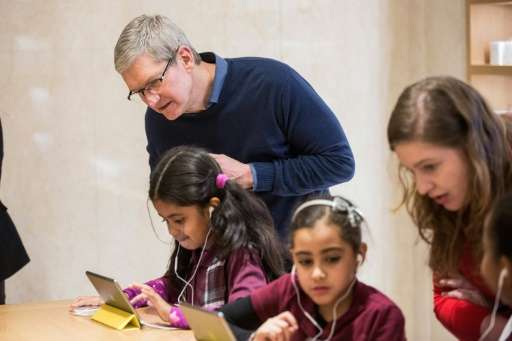 Apple chief Tim Cook, maintained the definite dangers of creating a way to crack into iPhone encryption trumped concerns about &