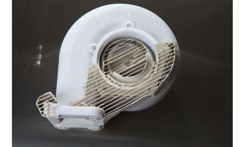 A startup's system for cleaning 3-D printed items could revolutionize additive manufacturing