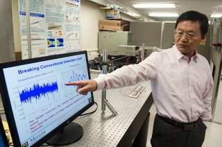 Aviation enhancements, better biosensors could result from new sensor technology