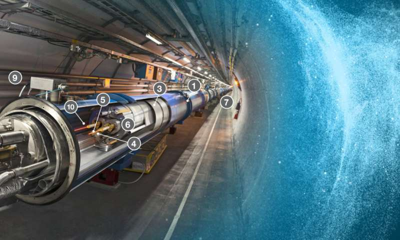 Berkeley Lab scientists part of new particle-hunting season at CERN's LHC