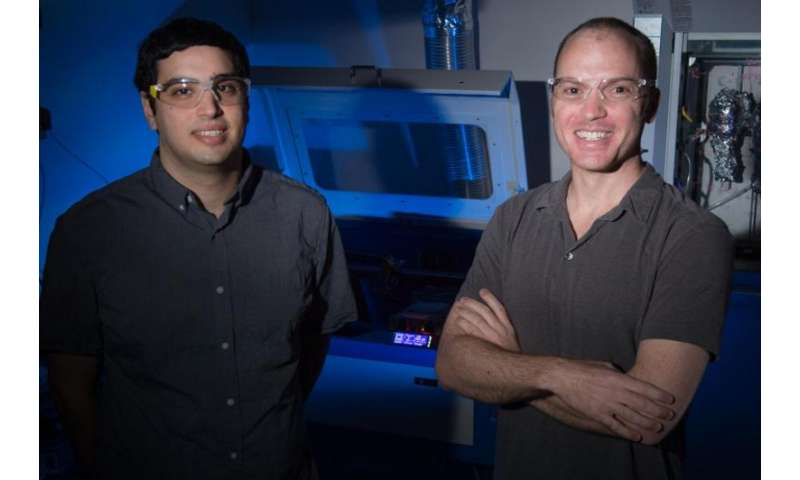 Bioengineers make open-source laser sintering printer for biomaterials fabrication