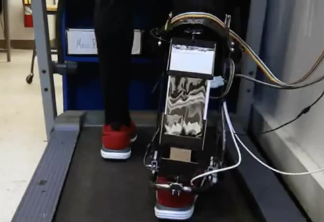 Carnegie Mellon University's electroadhesive clutch