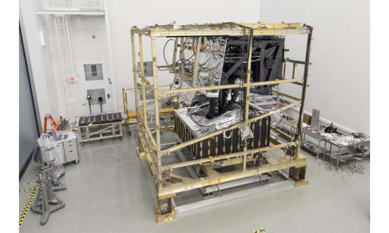 Constructing James Webb Space Telescope's twin for Goddard's 'biggest' thermal test
