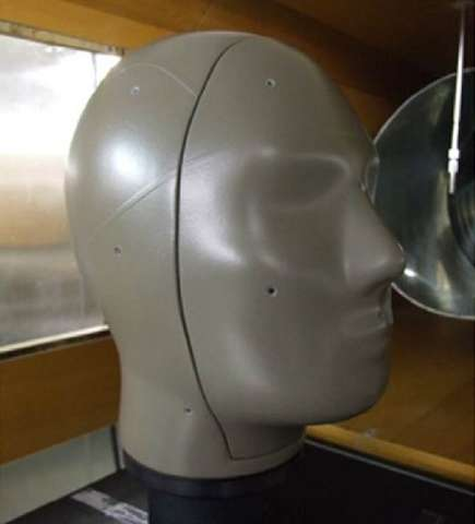 Cycling helmets with optimum ventilation