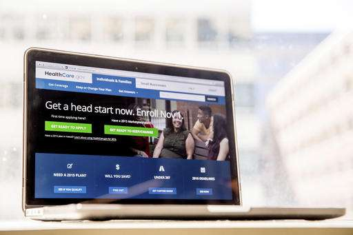 Early sign-ups for health care law are steady, but no surge