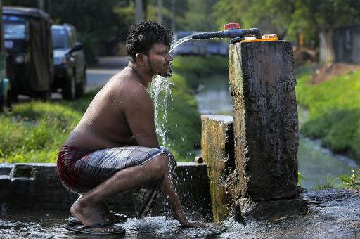 Earth's hot streak continues for a record 11 months