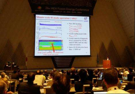 EAST achieves longest steady-state H-mode pperations