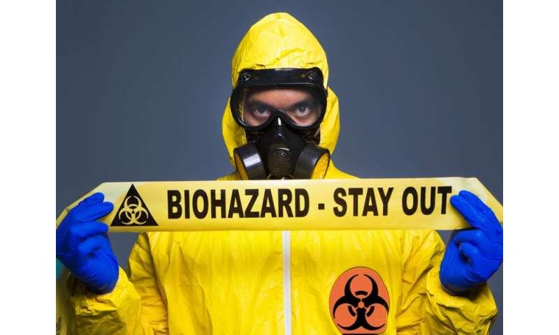 Ebola may leave some survivors blind