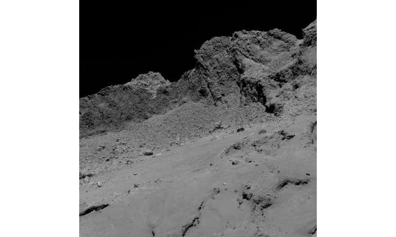 Emotion and tears in mission control as Rosetta comes to a silent end