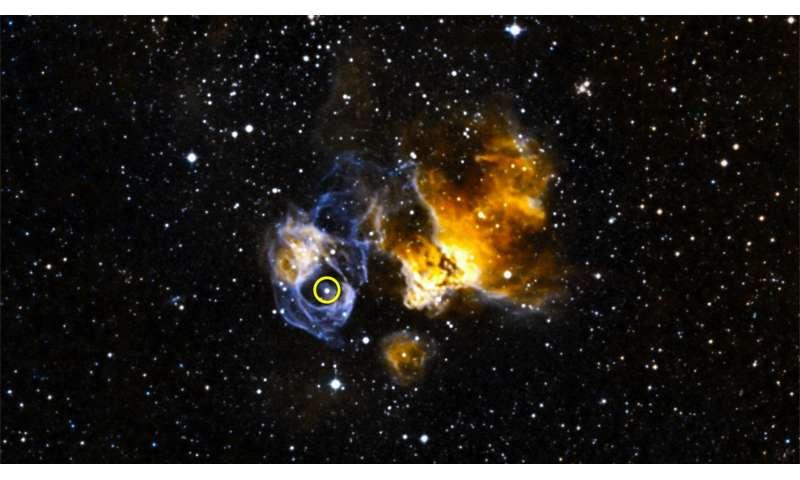 Fermi finds record-breaking binary in galaxy next door