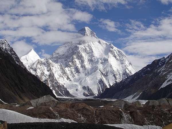 Fighting an uphill battle on receding glaciers