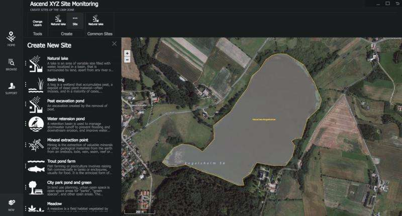 First satellite-based wildlife monitoring tool for airports