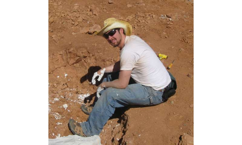 Fossil dog represents a new species, paleontology grad student finds