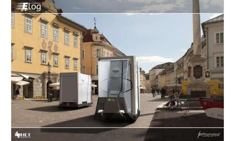 Fuel cells powering inner-city vehicles