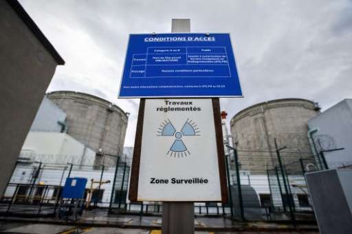 German media claims a 2014 incident in France's oldest nuclear plant, Fessenheim, located near the German and Swiss borders, was
